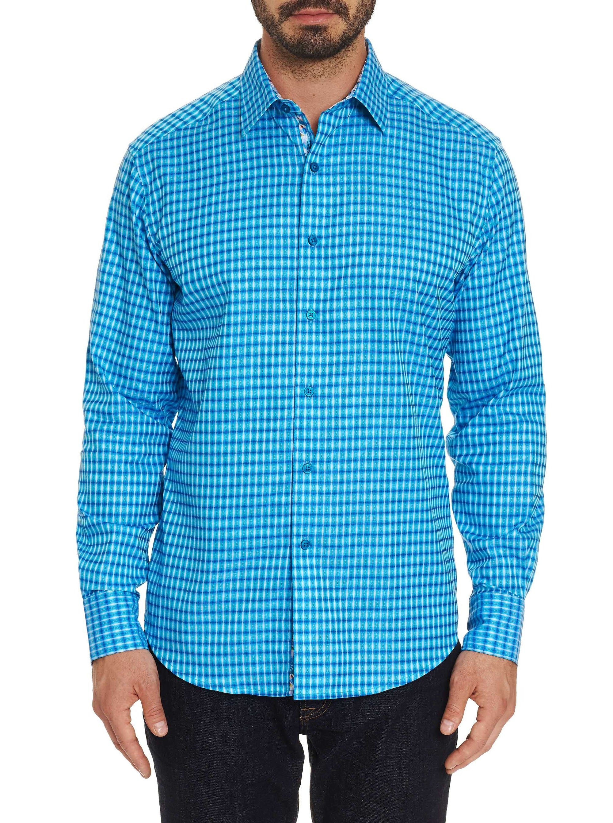 Robert Graham Conlan L/S Button Down Shirt RS191018CF