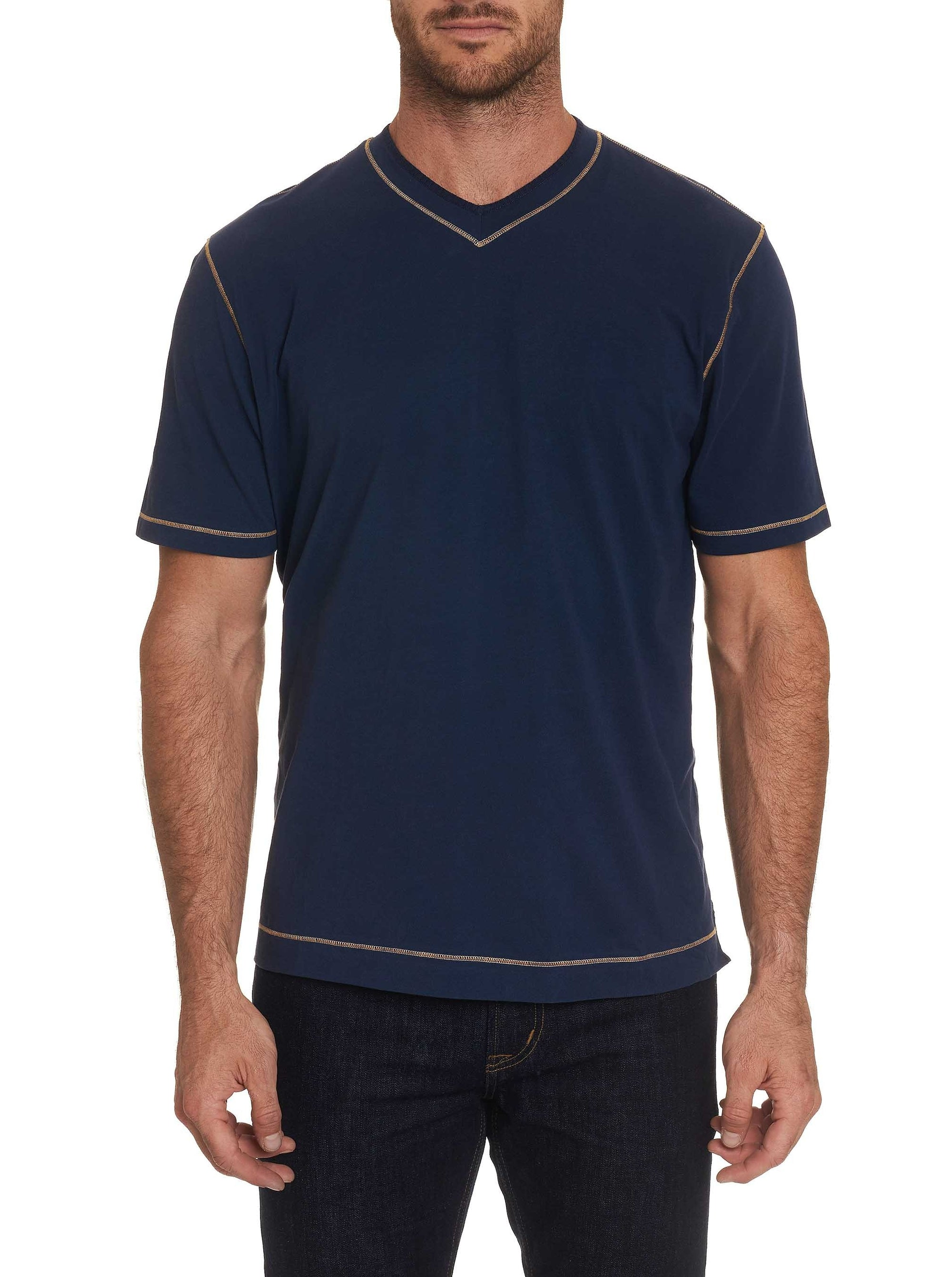 Robert Graham Maxfield Tee RS197001CF