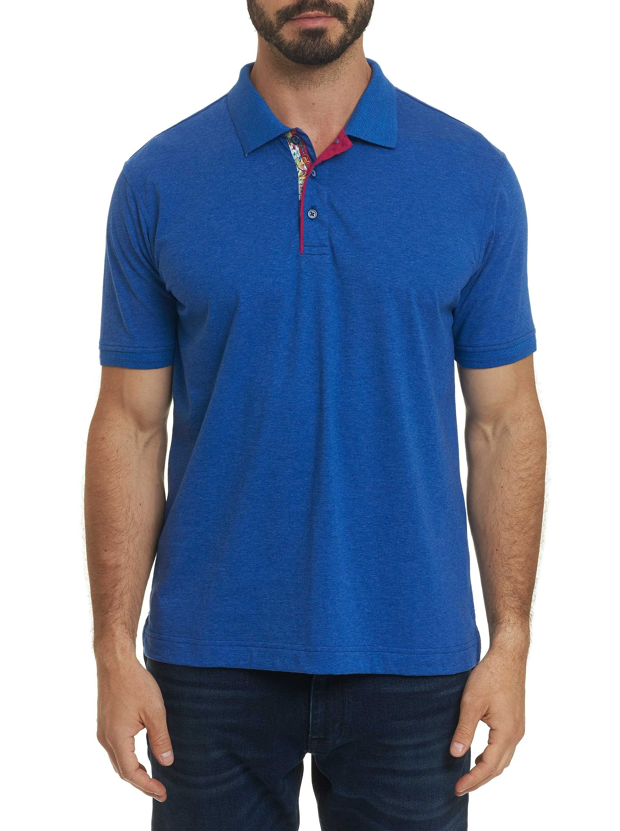 Robert Graham Westan S/S Polo RS197038CF