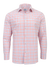 Mizzen+Main Sawgrass Red/Orange/Purple Check Button Down Shirt L-5001