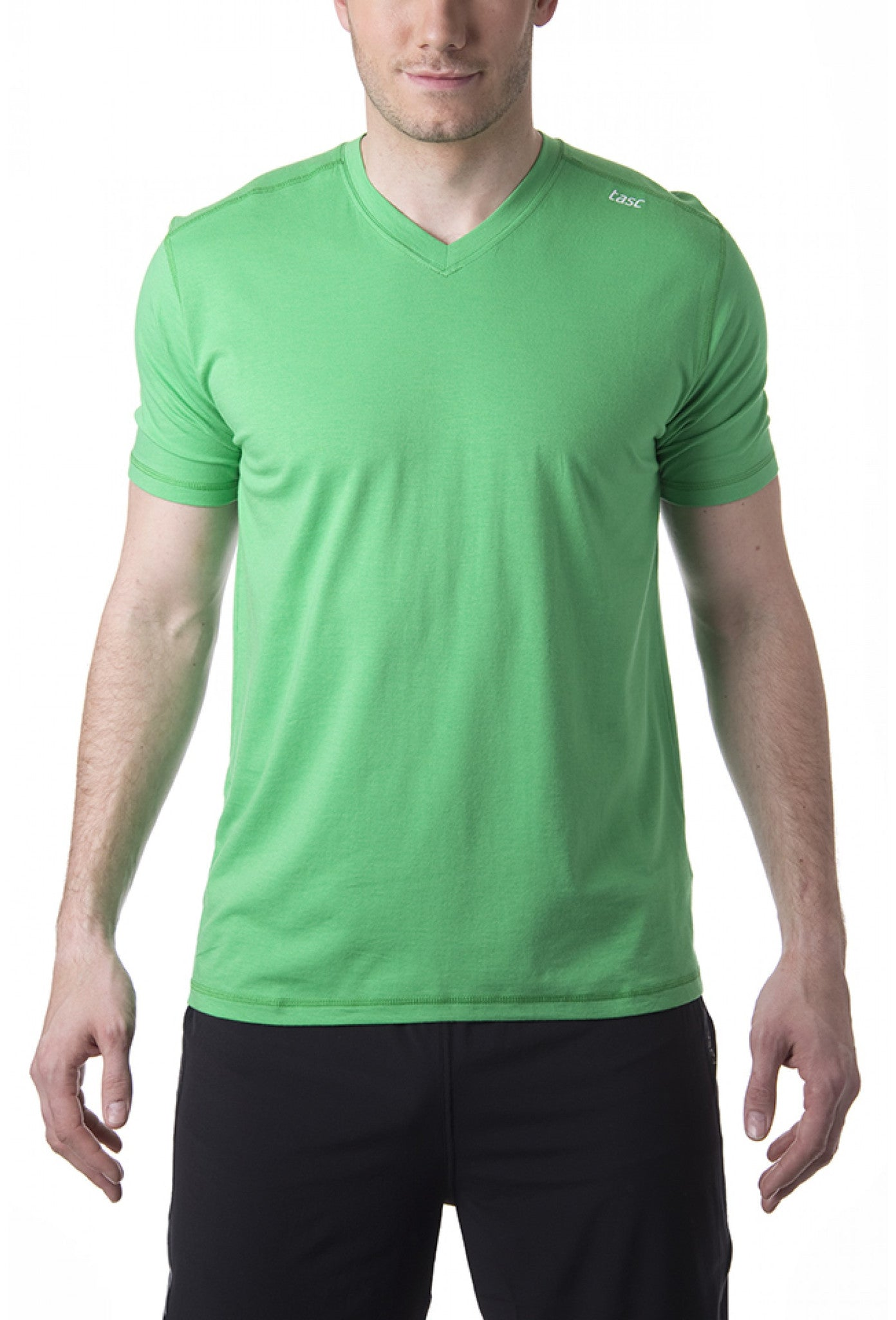 Tasc Performance Vital V-Neck T-M-343