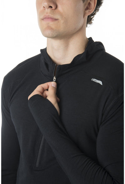 Tasc Performance Elevation Hoodie Bamboo+Merino_18.5 T-M-371