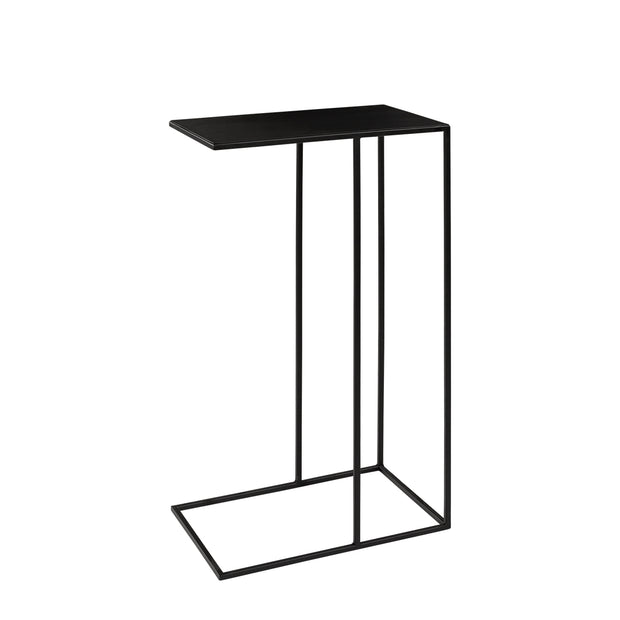 TARLY Side table (Sort Stål)