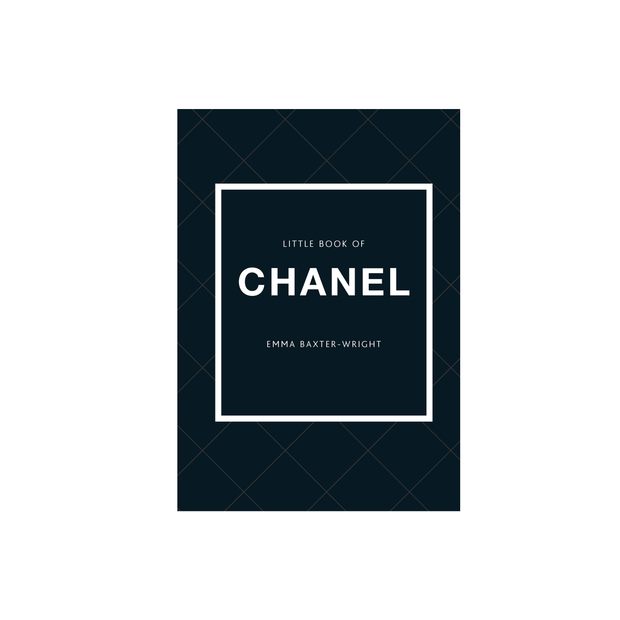 Little Book of Chanel (Sort)