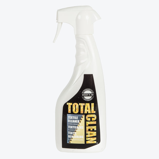 Total clean - flekkfjerner til tekstil og microfiber (500 ml.)