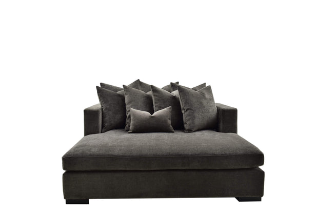 INTROPRIS - Milano Daybed 1 (Taupe Chenille)