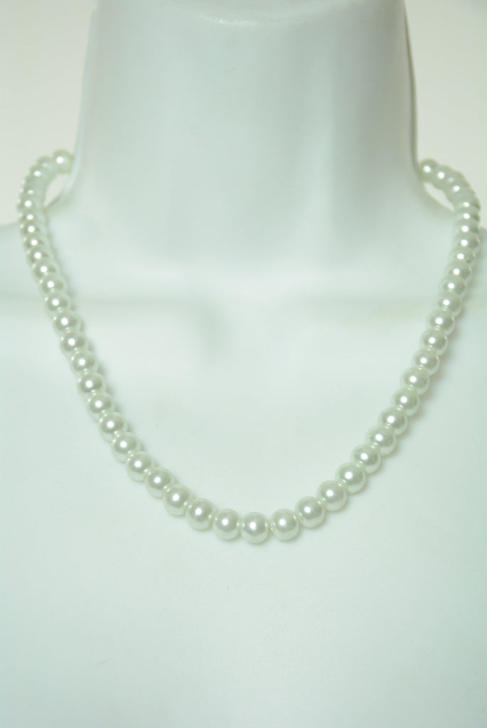 Pearl Style Necklace 142