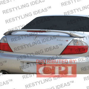Acura 2001-2004 Cl Factory Style W/Led Light Spoiler Performance-c