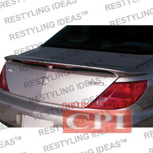 Acura 1997-2000 Cl Factory Style W/Led Light Spoiler Performance