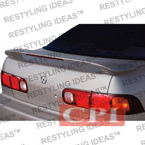 Acura 1994-2001 Integra 4D Factory Style W/Led Light Spoiler Performance-l