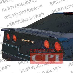 Chevrolet 1984-1990 Corvette Custom Style Spoiler Performance