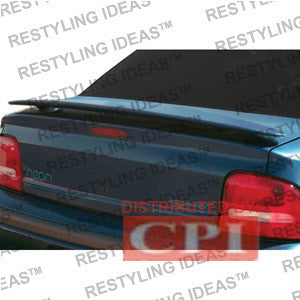 Dodge 1995-1999 Neon Factory Style Spoiler Performance-p