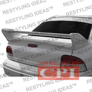 Dodge 1995-1999 Neon Gtr Commando Style Spoiler Performance-q