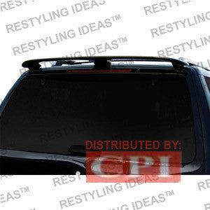 Lincoln 1999-2005 Navigator Custom Style (Expedition Factory W/D Style) Spoiler Performance