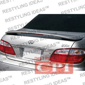 Infiniti 2000-2004 I30 Factory Style W/Led Light Spoiler Performance