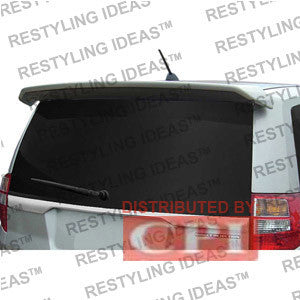 Isuzu 2000-2005 Axiom Factory Style (With Out Roof Rack) Spoiler Performance