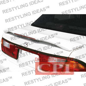 Mazda 1995-1998 Protege Factory Style W/Led Light Spoiler Performance-w