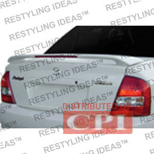 Mazda 1999-2005 Protege Factory Style W/Led Light Spoiler Performance
