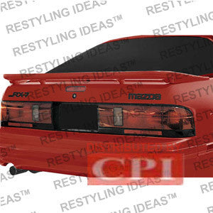 Mazda 1986-1992 Rx7 Factory Gtu Style Spoiler Performance