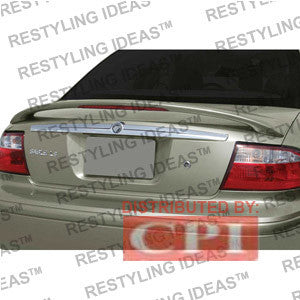 Mercury 2000-2007 Sable Factory Style W/Led Light Spoiler Performance