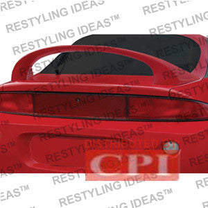 Mitsubishi 1995-1999 Eclipse Factory 1997 Turbo Style Spoiler Performance