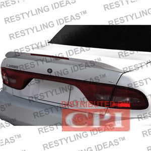 Mitsubishi 1994-1998 Galant Factory Style W/Led Light Spoiler Performance
