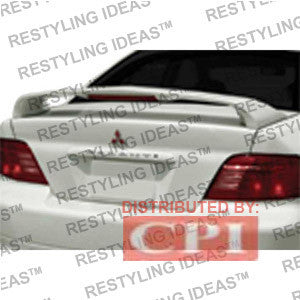 Mitsubishi 1999-2003 Galant Factory Style W/Led Light Spoiler Performance-f