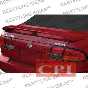 Nissan 1995-1999 200Sx Factory Style W/Led Light Spoiler Performance-o