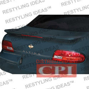 Nissan 1993-1997 Altima Factory 1993 Style W/Led Light Spoiler Performance