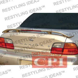Nissan 1995-1999 Maxima Factory Style W/Led Light Spoiler Performance