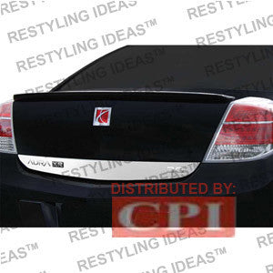 Saturn 2007-2009 Aura Custom Lip Style (Small) Spoiler Performance