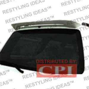 Subaru 2003-2008 Forester Factory Style Spoiler Performance