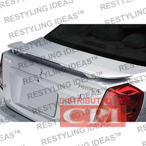 Suzuki 2004-2008 Forenza Factory W/Led Light Spoiler Performance