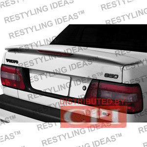 Volvo 1994-1998 850 Factory Style W/Led Light Spoiler Performance-o