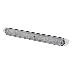 15 Inch Mini Tailgate Lights Bar - Clear