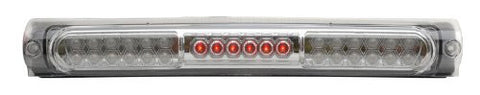 FORD F150 97-03 L.E.D 3RD BRAKE LIGHTS/ LAMPS ALL CHROME (W/ CARGO LIGHTS/ ) Euro Performance 1997,1998,1999,2000,2001,2002,2003