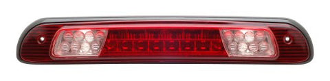TOYOTA TUNDRA 00-06 L.E.D 3RD BRAKE LIGHTS/ LAMPS RED/CLEAR Euro Performance 2000,2001,2002,2003,2004,2005,2006