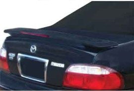 Mazda 1998-2002 Mazda 626 Factory Style W/Led Light Spoiler Performance-m
