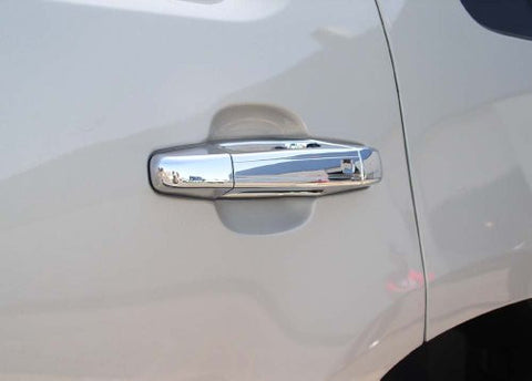 Chevrolet Suburban 1500 07-10 Chevrolet Tahoe Chrome Door Handle Covers Chrome Accessories Door Handles Performance 1 Set Rh & Lh