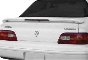 Acura 1991-1996 Legend 4D Factory Style W/Led Light Spoiler Performance-p