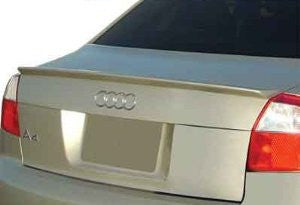 Audi 2002-2008 A4 Factory Lip Mount Style Spoiler Performance-a