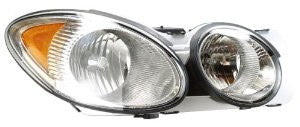 Buick Lacrosse (U.S.A.)/Allure(Canada) 05-08 Headlight  Head Lamp Passenger Side Rh