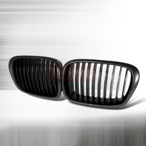 Bmw 1996-2003 Bmw E39 5-Series Front Hood Grille Performance