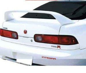 Acura 1994-2001 Integra 2D (Exc. Gsr) Factory 1997 Type R Style W/Led Light Spoiler Performance-n