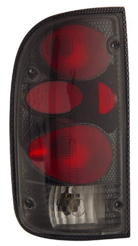XTOYOTA TACOMA 95-00 TAIL LAMPS / LIGHTS G2 CARBON Euro Performance 1 SET RH & LH 1995,1996,1997,1998,1999,2000