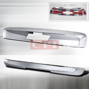 Chevrolet/Chevy 2007-2009 Tahoe Tail Gate Handle Covers Chrome 2Pc Performance 2007,2008,2009