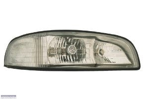 Buick 97-99 Le Sabre  Headlight Assy Lh  W/O Cornder Lamp