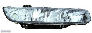 Saturn 96-99 S-Series Sedan/Wagon Headlight Assy Lh
