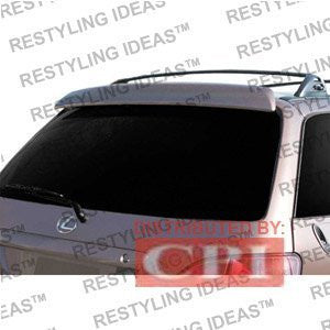 Lexus 1999-2003 Rx300 Factory Roof Style Spoiler Performance