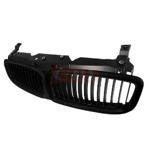 Bmw 02-05 Bmw E65 7 Series Front Grille Black